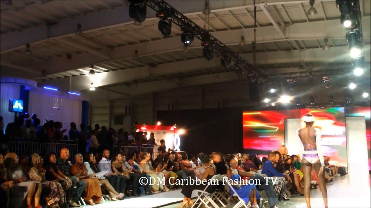 Caribbean Fashion: Caribbean Fashion Week 2014,14th June: Fashion Show 12