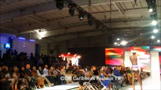 Caribbean Fashion Week 2014,14th June: Fashion show 12 Jehan Jackson from Jamaica Thumbnail
