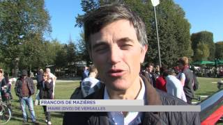 Aviron : Versailles fête son médaillé olympique