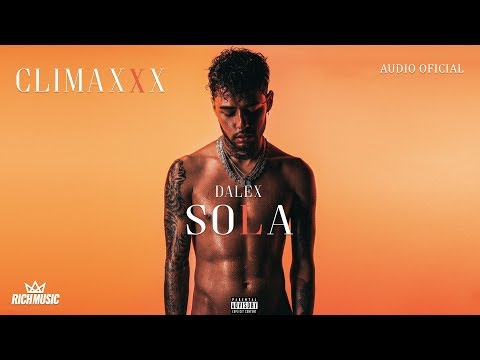 Dalex – Sola (Letra)