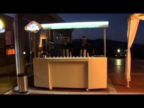 The planner tv kioscos blue bell helados para eventos for Casetas de resina para jardin