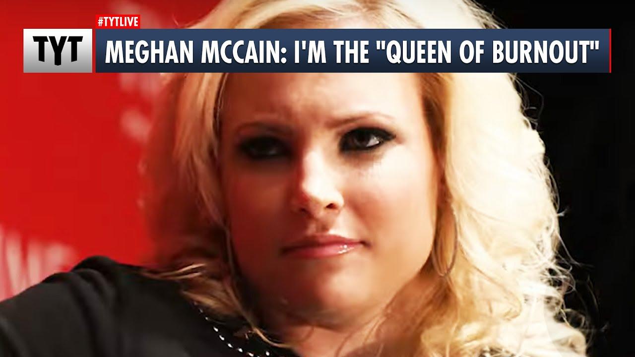 Meghan McCain Decries Work Culture