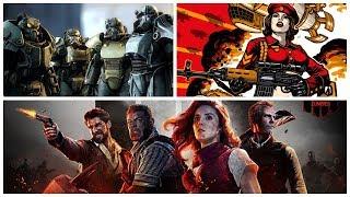 Fallout 76 игнорирует каноны вселенной - геймеры в ярости | Игровые новости