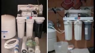 Filter Penyaring dan Penjernih Air