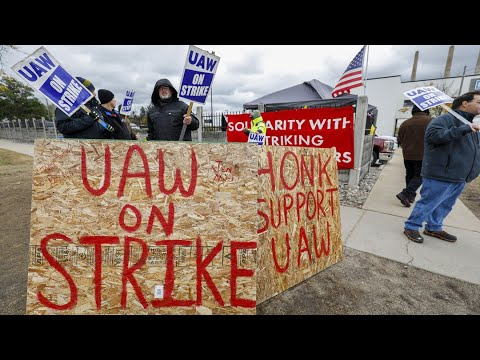 The Autoworker Strike Is Over. Did GM Just Win?