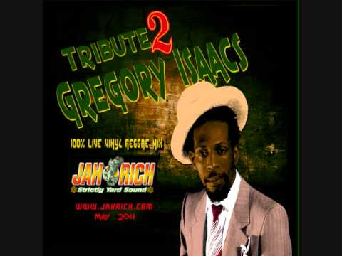 GREGORY ISAACS TRIBUTE MIX by JAH RICH