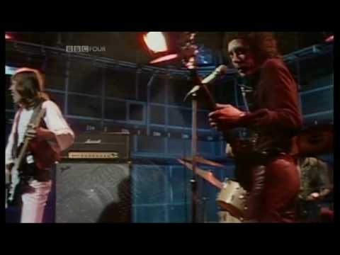ROBIN TROWER - Bridge Of Sighs  (1974 UK TV Appearance) ~ HIGH QUALITY HQ ~