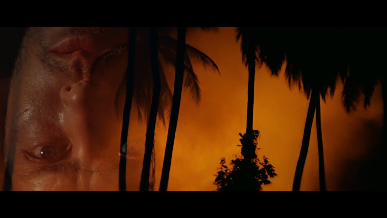the subject position in apocalypse now by coppola No war left so many scars upon the american psyche as vietnam, not even the civil war and no film broke open those scars better than francis ford coppola's apocalypse now.