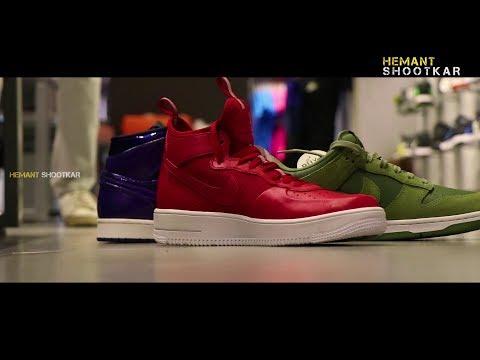 Buy 1 Get 1 Free Nike Shoes Offer | Nike Factory Store Mumbai Vlog | Hemant Shootkar