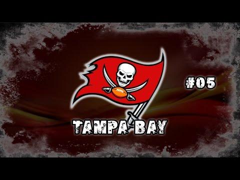Madden NFL 17 Spielerkarriere - Ep. #05 - Tampa Bay