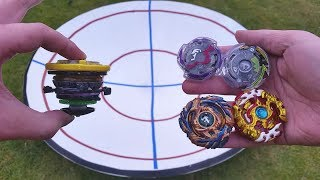 vuclip The STRONGEST BEYBLADE MOD V3 - Maximum Garuda Titan Turbo vs. WBO Top Tier Combos - Burst Evolution