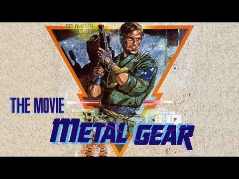 Metal Gear - The Movie [HD] Full Story