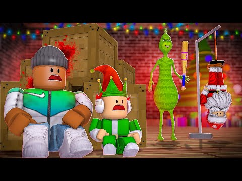 Roblox Animation- HOW THE GRINCH STOLE CHRISTMAS!