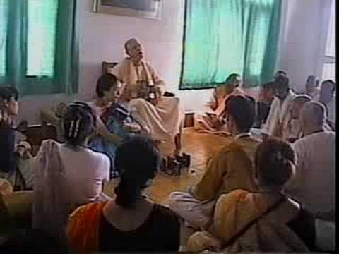 Tamal Krishna Goswami - Nectar of Instruction 7/7 - Text 8