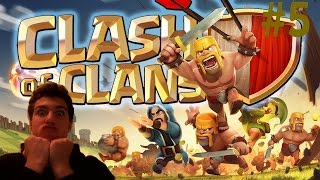 """CLASH OF CLANS #5 """"MANGIAMOCI 4 000 000 DI ORO E ELISIR"""""""