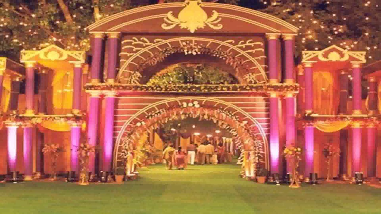 Diy indian wedding decoration ideas youtube diy indian wedding decoration ideas junglespirit Image collections
