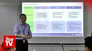 Malaysia Airlines' new horizontal Fare Family plan allows flexibility for economy class passengers