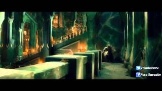 Saga  El Hobbit  Introduccion de Smaug en Español HD Orlando Bloom, Peter Jackson