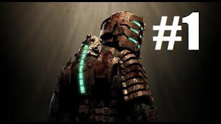 Dead Space - Playthrough Chapter 1 - Intro (No Commentary) (60fps)