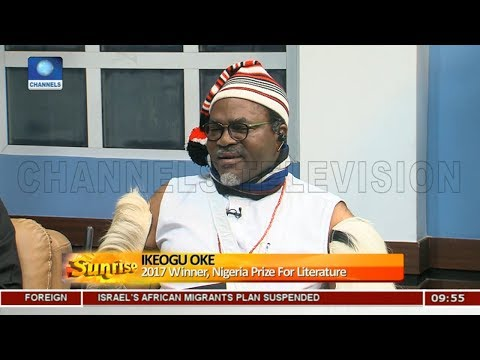 NLNG Prize For Literature: Why Some Works Are Disqualified Pt.2 |Sunrise|