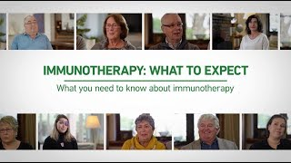 What you need to know about Immunotherapy