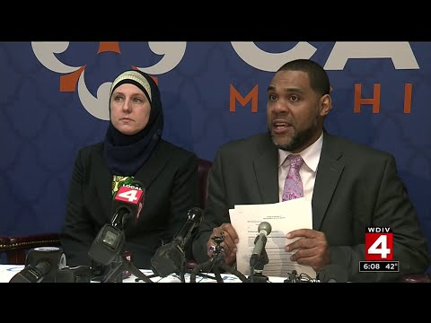 Prison treatment of Muslim woman called into question