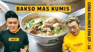 BAKSO PAKE DAGING CM 20RIBUAN ANJAY - BAKSO MAS KUMIS