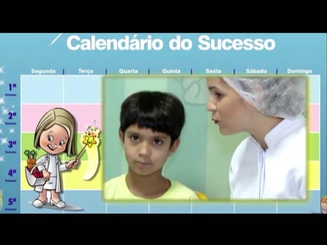 ICEO KIDS - Calendário do Sucesso - Talentos e Habitos Saudáveis