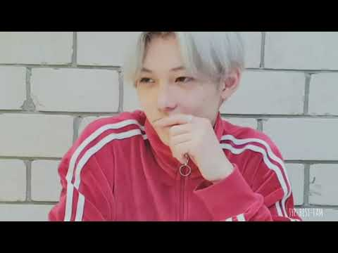 """Straykids felix reaction to Bang Chan's """" I hate to admit it"""""""