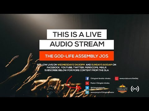 Download Welcome to a Wednesday Service with Pastor Chingtok Ishaku , 24th September, 2019