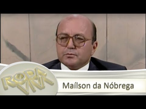 Maílson Da Nóbrega - 20/09/1993