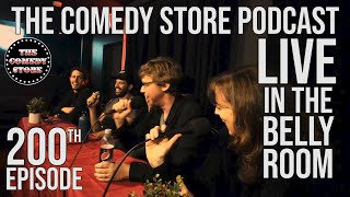 Danish & O'Neill, Bobby Lee, Tony Hinchcliffe | The Comedy Store Podcast LIVE from the Belly Room