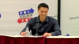Ben Shapiro fields everything at PolitiCon crowd throws at him! Part 2