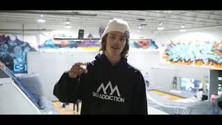 Thibault Magnin Reviews The Tramp Skis