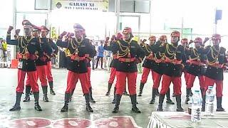 Download Video Paskibra WIRACHAKTI SMA PGRI purwakarta at LKBB GARASI XI MAN 1 Kota Bekasi MP3 3GP MP4