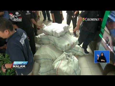 386 Kg Ganja Aceh Ini Diamankan, 1 Bandar Tewas