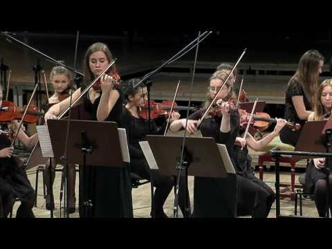 J. S. Bach - Double Violin Concerto in D minor BWV 1043 Krak