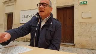 CONFERENZA STAMPA DEL SINDACO DI SASSARI CAMPUS - 21032020