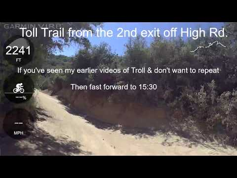Troll from High Rd. to Troll Meadows (8-27-17)