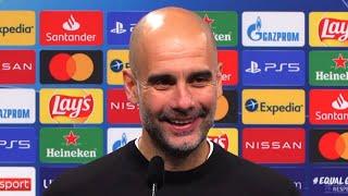 Borussia Dortmund 1-2 Man City (Agg 2-4) Pep Guardiola Post-Match Press Conference- Champions League