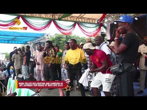SMALL DOCTOR LIVE AT SHINA PELLER'S 2019 HOUSE OF REP DECLEARATION