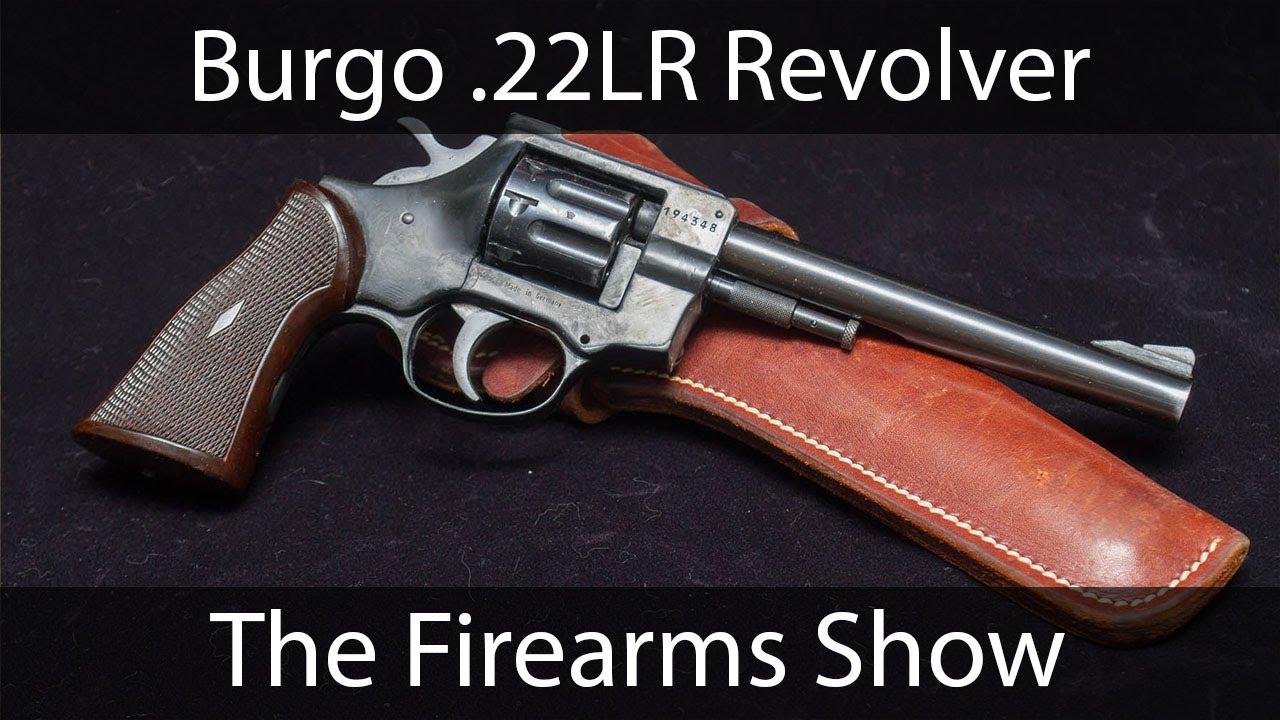 Burgo Model 106 22LR Revolver Review