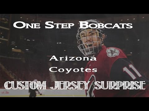 One Step Bobcats - Arizona Coyotes Day