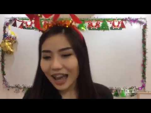Live on facebook #7 คำอวยพรเพื่อเอาไว้เขียนการ์ดอวยพรในวันคริสมาสและวันปีใหม่