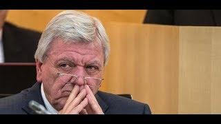 UMFRAGE-SCHOCK: CDU in Hessen fällt kurz vor der Wahl unter 30 Prozent