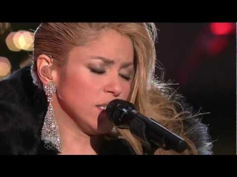 Shakira  Santa Ba