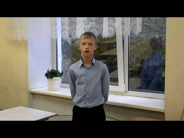 Михаил Митяшенков читает произведение «Первый снег» (Бунин Иван Алексеевич)