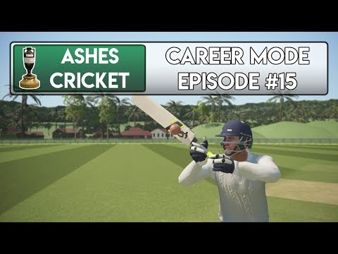 BACK IN FORM - Ashes Cricket Career Mode #15