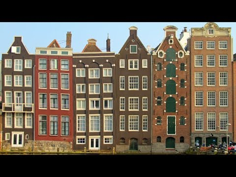 AMSTERDAM: Why it's so efficient as a city