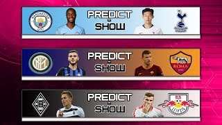 MAN CITY WILL NOT BE MAKING HISTORY.... (Predict Show)